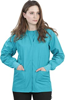 teal color uniforms