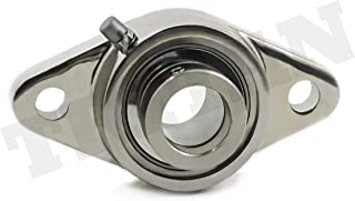 """1/"""" SUCSFL205-16 Stainless Steel 2 Bolt Flange Units SUCSFL205-16 ZSKL"""
