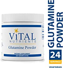 Vital Nutrients - Glutamine Powder - Gastrointestinal and Immune Support - Vegetarian - 225 Grams