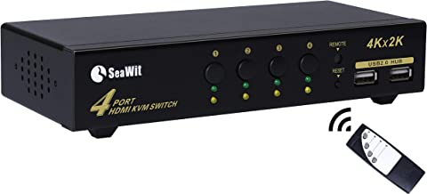 iogear 4 port kvm switch