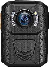 دوربین بدنه BOBLOV X3A مطالعه جدید ظاهر مدل دوربین بدنه پلیس پلیس قابل جابجایی کارت SD پشتیبانی از 128 گیگابایت 9 ساعت ضبط دوربین نصب شده بر روی بدنه ، دوربین های دید در شب خودکار
