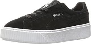 PUMA Women's Suede Platform Core Fashion Sneaker