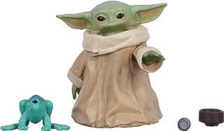 Star Wars The Black Series The Child (Baby Yoda) The Mandalorian Figura de 3,04 cm da série The Mandalorian - F1203 - Hasbro
