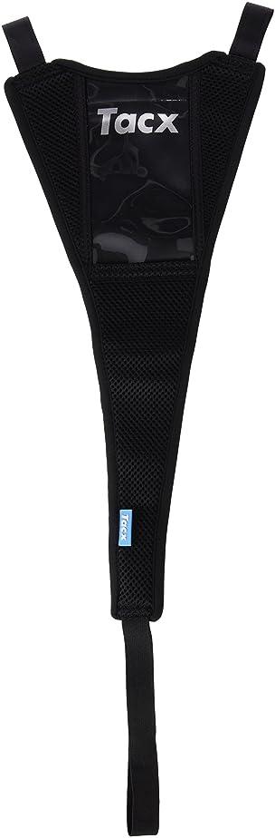 増幅器プロフィールまもなくTacx(タックス) Sweat cover for smartphone スマートフォン収納付きスウェットカバー