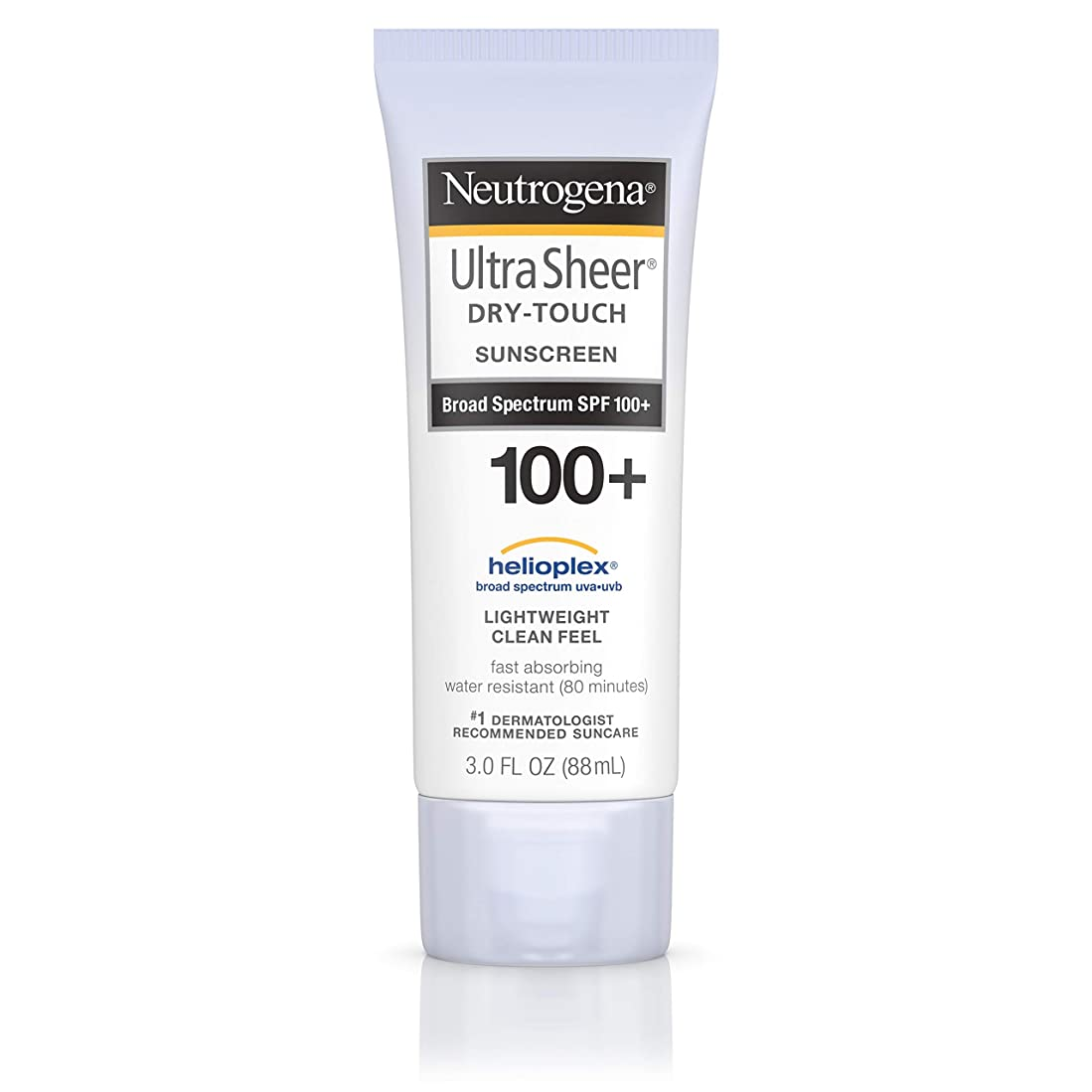 ジレンマやけどつまずくNeutrogena Ultra Sheer SPF#100 Dry-Touch Lotion 90 ml