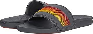 Quiksilver Rivi Wordmark Slide Sandal mens Slide Sandal