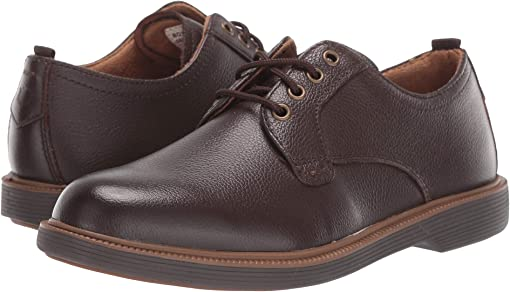 Brown Milled Leather/Brown Sole