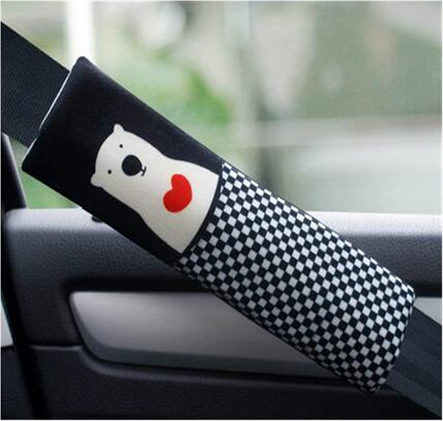 KGASYUI Car Seat Belt Pads Direct sale of Ranking TOP4 manufacturer 1Pair Sefety Cartoon Co