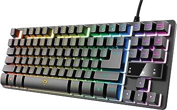 Amazon.es: teclado mecanico - 0 - 20 EUR: Electrónica