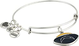 Color Infusion Los Angeles Chargers Football Bangle