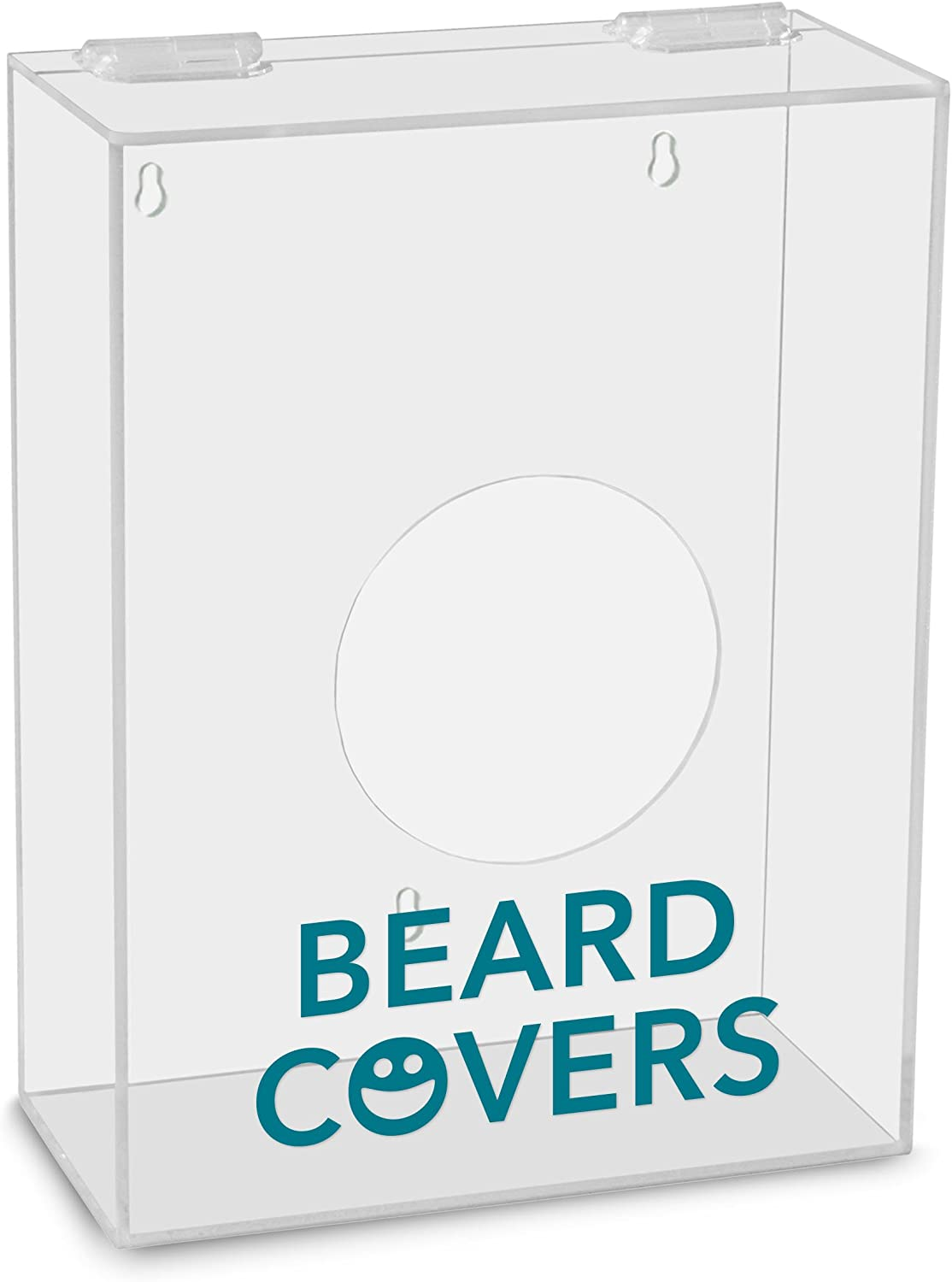 TrippNT 51304 Beard Covers Labeled Small Apparel Dispenser, 9  Width x 12  Height x 4  Depth