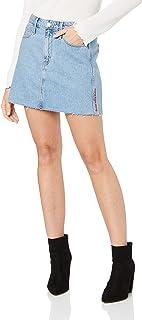 CALVIN KLEIN Jeans Women's Mid Rise Skirt