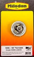 Milodon 16405 160' High Flow Thermostat - Chrysler Small Block, Big Block, Slant 6