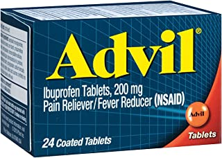 Advil Tablets 24s Size 24s Advil Tablets 24ct