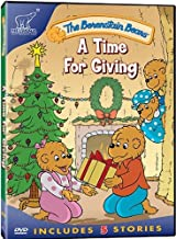 The Berenstain Bears: A Time for Giving