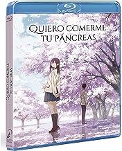 Quiero comerme tu Páncreas [Blu-ray]