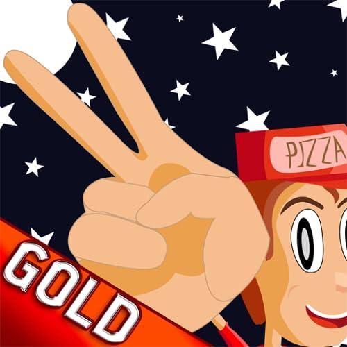 Pizza-Liefer Junge u. Mädchen 2 - Gold Edition