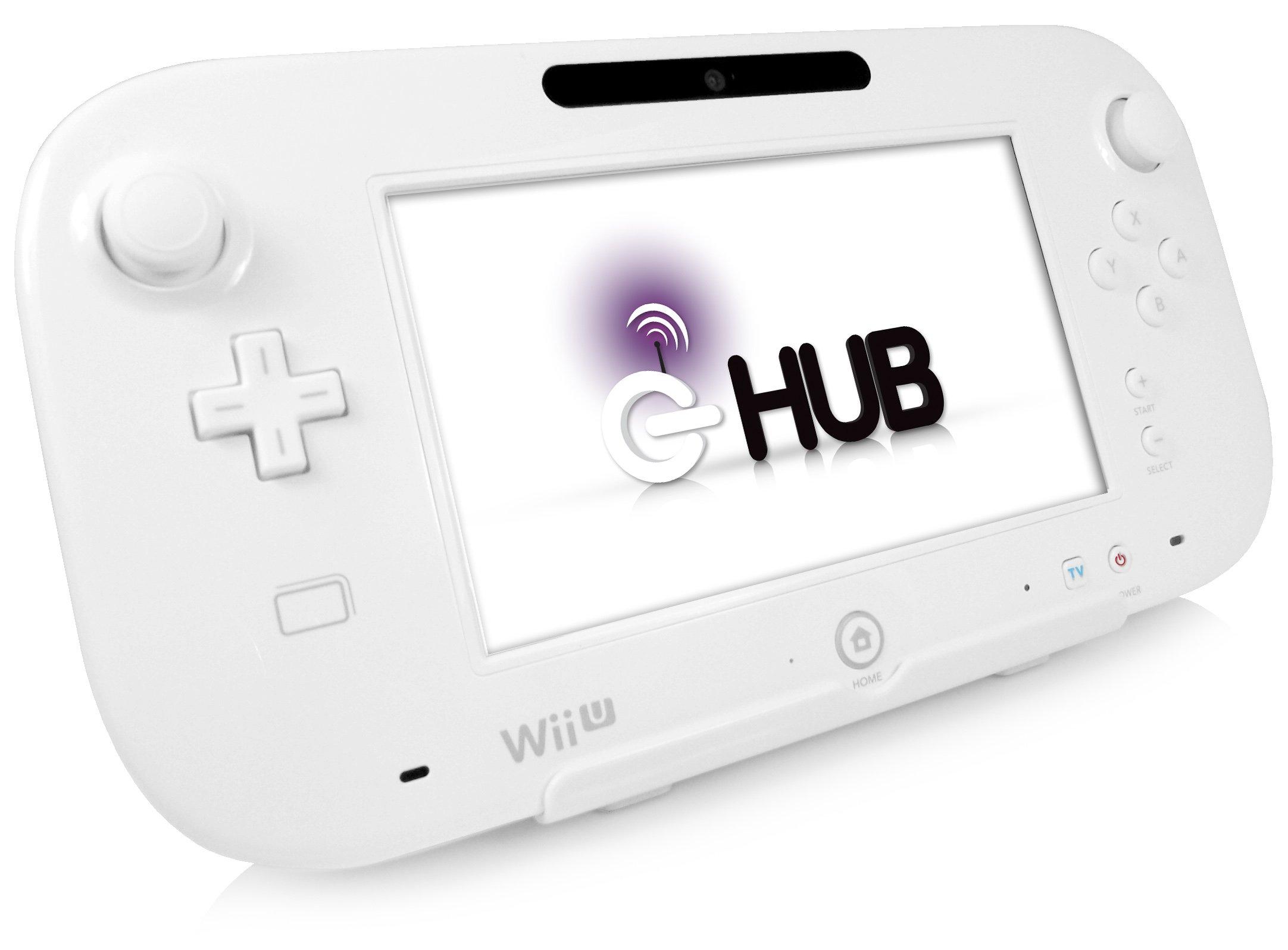 G-HUB® - Soporte Stand Cradle para Nintendo Wii U GamePad: Amazon.es: Electrónica