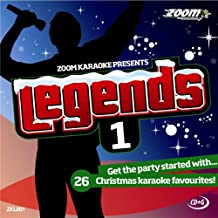 Zoom G - Legends 1: Christmas Favourites 1 Card Wallet