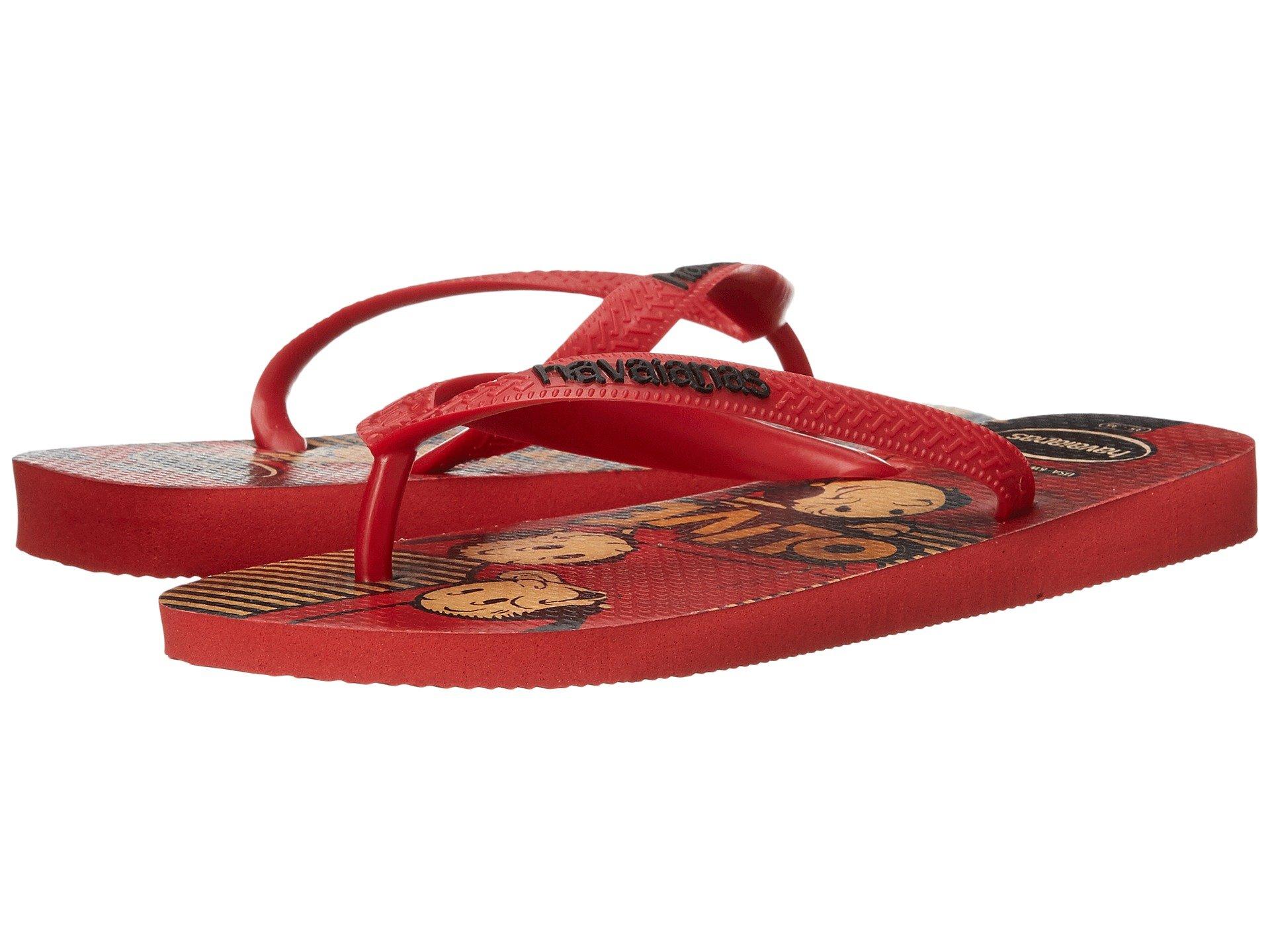 Popeye Flip-Flops