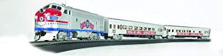 Bachmann Trains - Ringling Bros. and Barnum & Bailey The Greatest Show On Earth Special Ready To Run Electric Train Set - HO Scale