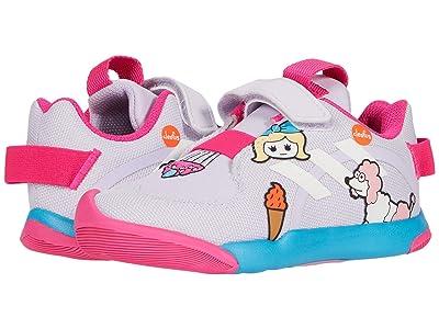 adidas Kids ActivePlay x CLEOFUS (Toddler) (Purple Tint/Shock Pink/Footwear White) Girls Shoes