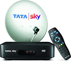 TATASKY High Definition Set Top Connection