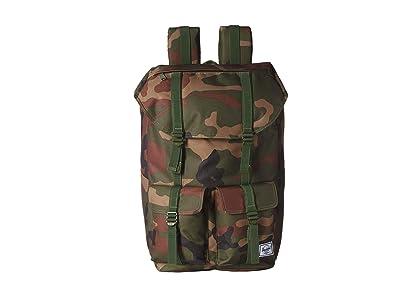 Herschel Supply Co. Buckingham (Woodland Camo) Backpack Bags