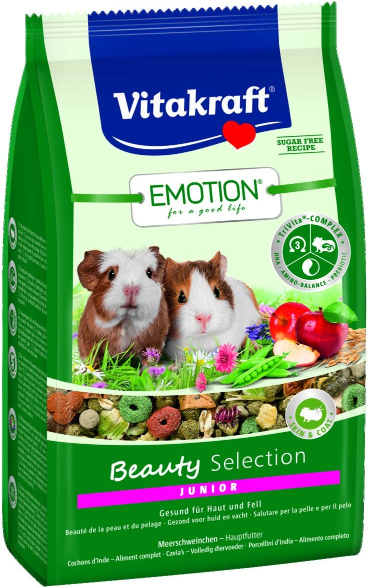 VITAKRAFT Vita Fuerza Emotion Beauty cobaya