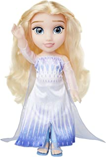 Disney Frozen 2 Elsa Doll Snow Queen Elsa, Ionic Outfit & Shoes, 14 Inches Tall
