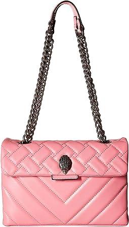 Kensington Leather Shoulder Bag