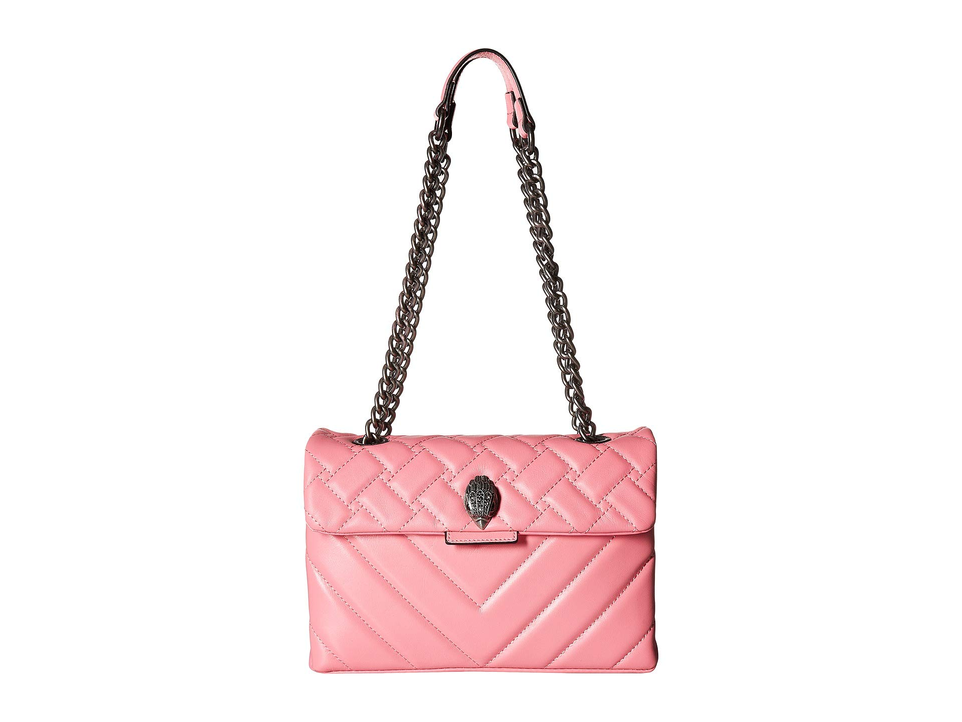 Kurt Pink Geiger London Bag Kensington Shoulder Comb Leather rHrpwqRY