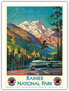 Best reproduction railway posters Reviews