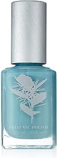 Priti NYC Non Toxic Nail Polish #643 Crown of Thorns Opaque Aqua Blue
