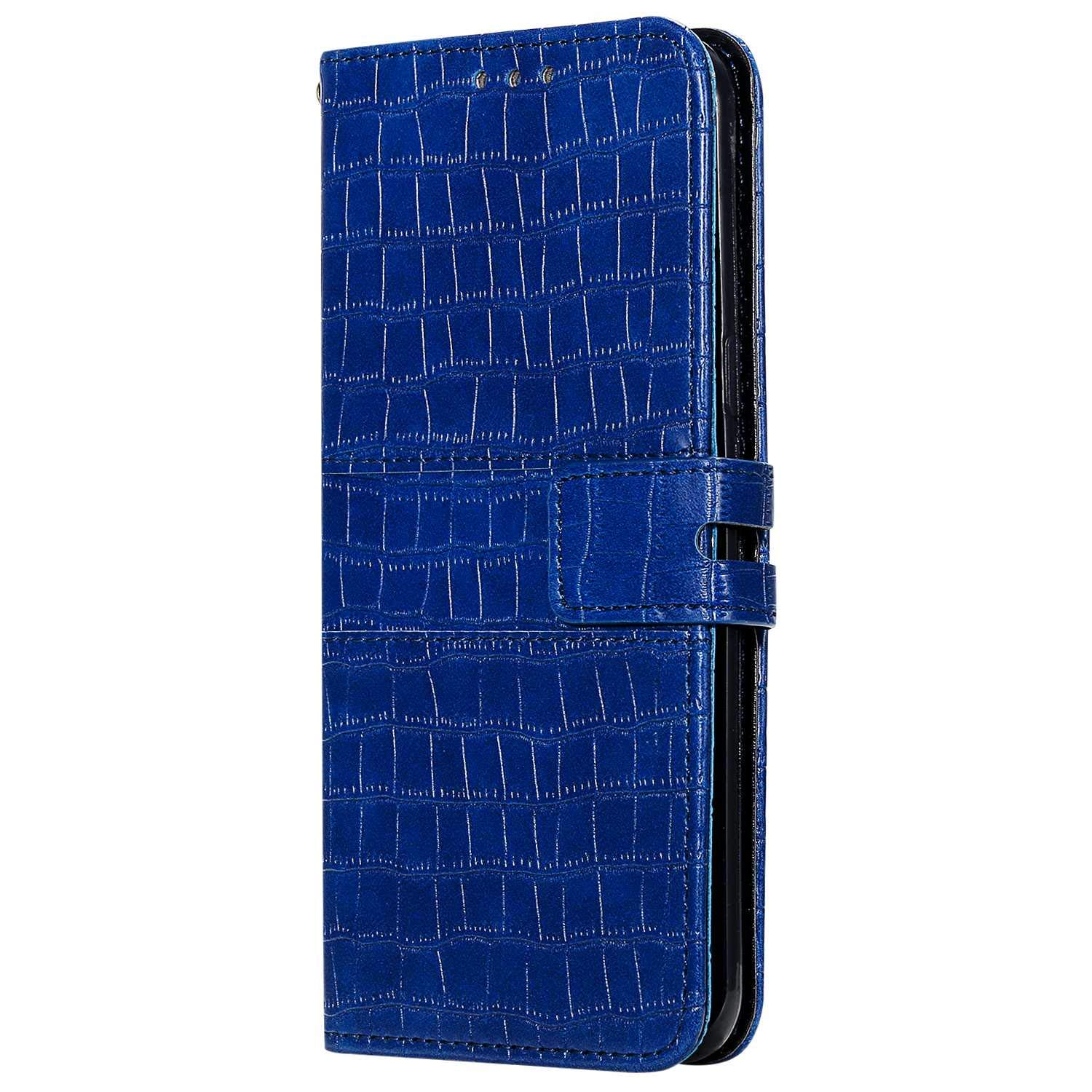Book Style Case with Card Holder and Magnetic Closure Xiaomi Redmi Note 8 Case The Grafu Shockproof Flip Folio PU Leather Wallet Cover for Xiaomi Redmi Note 8 Red