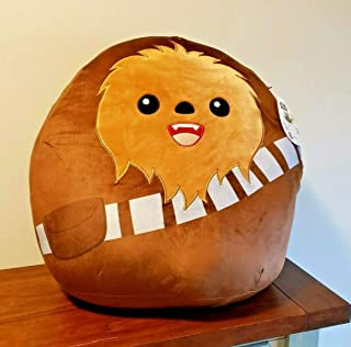 """20"""" Star Wars The Child Chewbacca Squishmallows, Huggable Plush Toys, Squishmallow Chewie"""