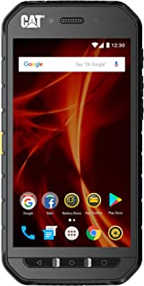 CAT PHONES S41 Unlocked Rugged Waterproof Smartphone, Network Certified (GSM), U.S. Optimized (Single Sim) with 2-year War...