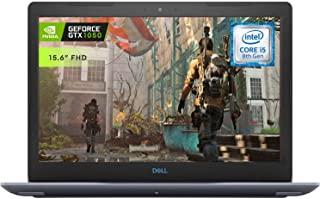"Dell Laptop Gaming G series 15.6"" Intel Core i5-8300H Procesador 8 GB Memory 128GB SSD + 1TB Hard Drive, Graficos NVIDIA GeForce 1050, Windows 10"