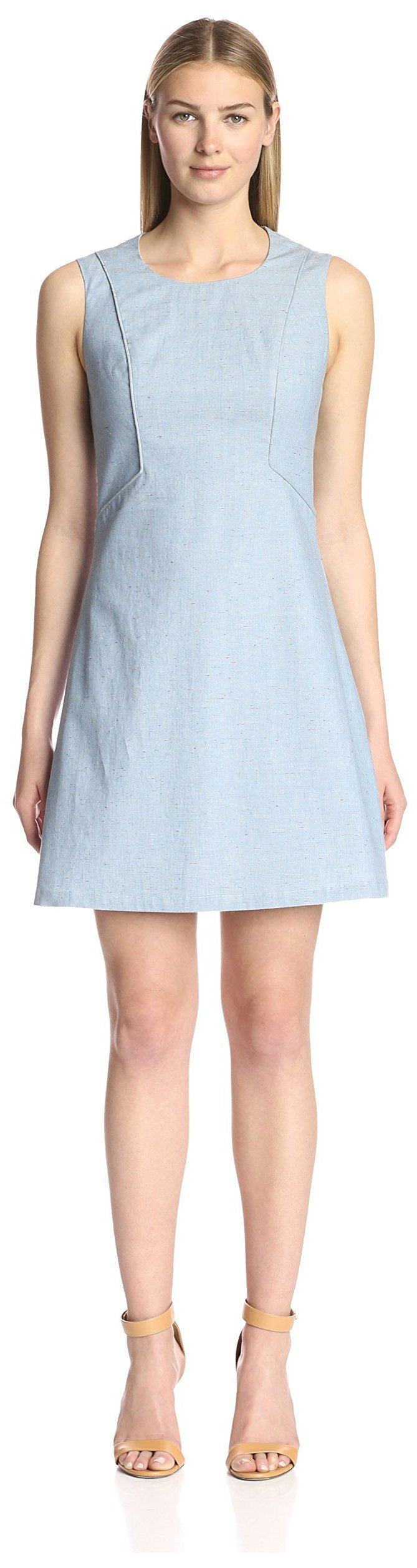 Available at Amazon: JB by Julie Brown Women's Fit and Flare Dress
