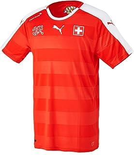 PUMA Herren Trikot Suisse Home Replica Shirt