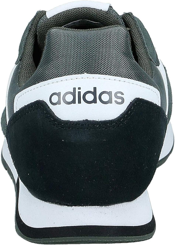 adidas Herren 8k Gymnastikschuhe, Weiß Blanc Blanc Noir lm8Xm