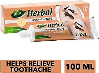 Best herbal toothpaste dabur Reviews