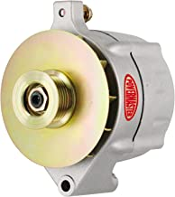 Powermaster 8-47140 Alt Ford Upgrade Natural 150A Smooth Look 6 grv Pulley 1-Wire