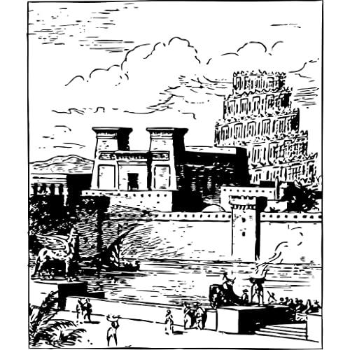 A antiga cidade