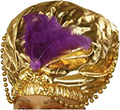 Forum Novelties Inc - Arabian Sultan Turban With Bead Trim