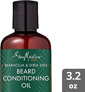 SheaMoisture Beard Conditioning Oil, Maracuja & Shea Butter, 3.2 Fluid Ounce