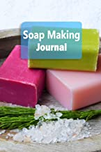 soap making journal template