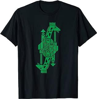 Mens LRG Giraffe King of Trees T-Shirt