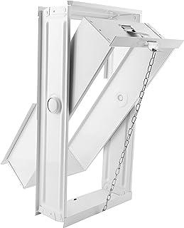 Unidad de venta 1 Ventana por 2 bloques de vidrio Ventana//Marco abatible y basculante para 2 bloques de vidrio de cm 19x19x8