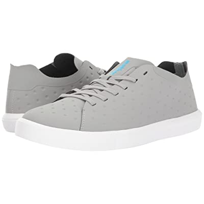 Native Shoes Monaco Low (Pigeon Grey CT/Shell White) Lace up casual Shoes